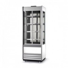 Fogal Refrigeration Clipper VBN MT Slim 071 Green sliding door