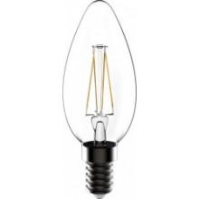 Tesla CRYSTAL LED RETRO BULB E14, 3,2W