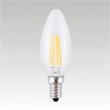 NBB LQ-F LED C35 230-240V 4W E14 3000K