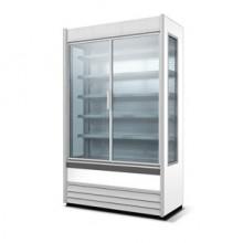 Fogal Refrigeration Alaska SLIM VBN 100 Green glass door